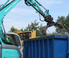 Containerdienst - Desmadryl Christian - Gent  - Containerdienst