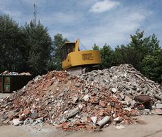 Containerdienst - Desmadryl Christian - Gent  - Afbraakwerken
