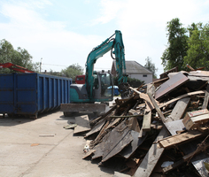 Containerdienst - Desmadryl Christian - Gent  - Aankoop ferro- en non-ferrometalen